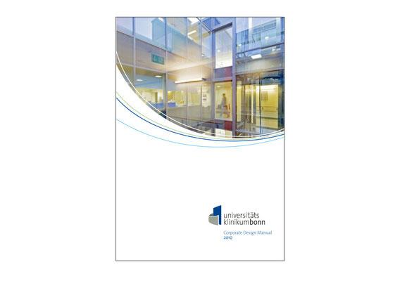 Corporate Design Manual,Titel