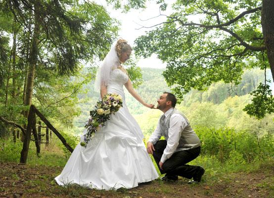 Hochzeitsaufnahmen Ines Schröder Hainchen