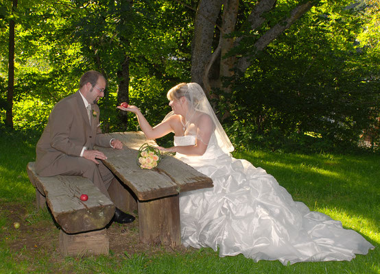 Hochzeitsbilder Ines Schröder Walpersdorf