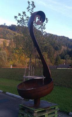 """Griller """"Schöpflöffel"""" Höhe 4 m"""