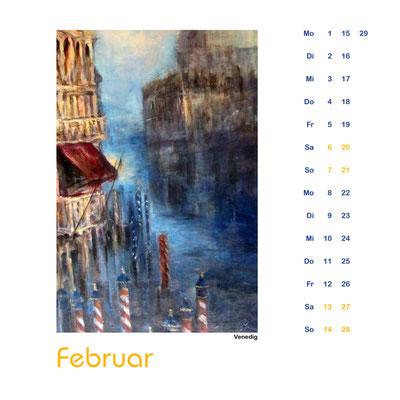 Februar 2016 © Ingrid Achsel