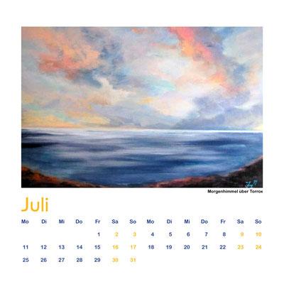 Juli 2016 © Ingrid Achsel