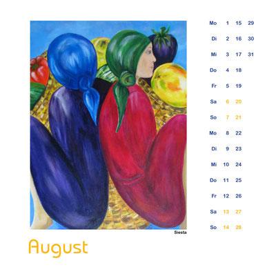 August 2016 © Ingrid Achsel