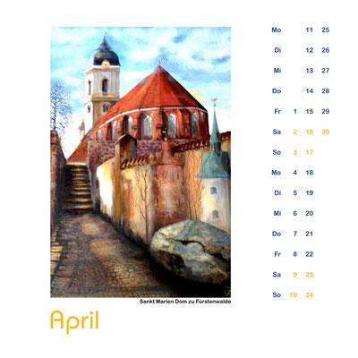 April 2016 © Ingrid Achsel