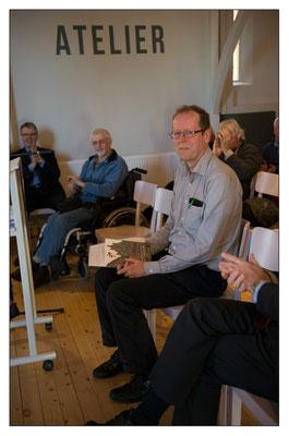 Will Steeghs, penningmeester en één van de auteurs