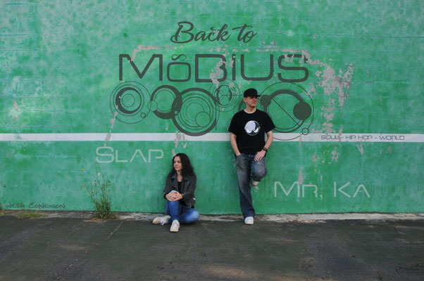 Wesh Conexion - Back to Möbius 2019