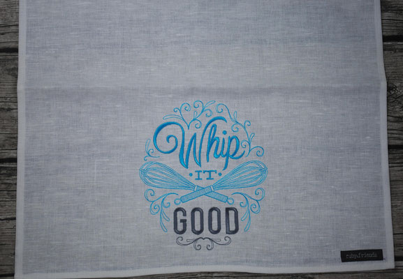 Whipped good
