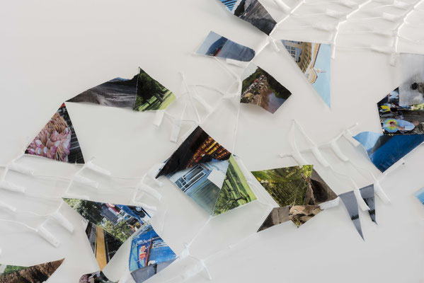 地曳網 撮影:西川幸冶 写真提供:青森公立大学国際芸術センター青森 photo: NISHIKAWA Koji photo courtesy: Aomori Contemporary Art Centre, Aomori Public University
