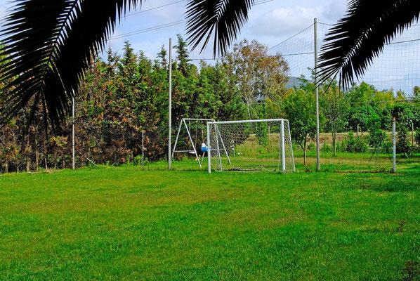 Campio da calcio Agriturismo Saride