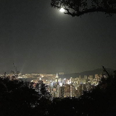 Peak Circle Trail, Hong Kong, Road running, running route, Hong Kong, Running Guide, City Guide, Run My City, run to discover, run to explore