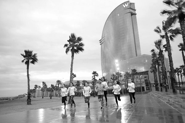 Running Guide, City Guide, Run My City, run to discover, run to explore