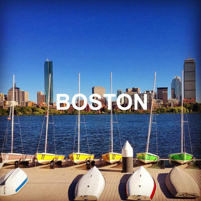 Running Guide, City Guide, Run My City, run to discover, run to explore, boston
