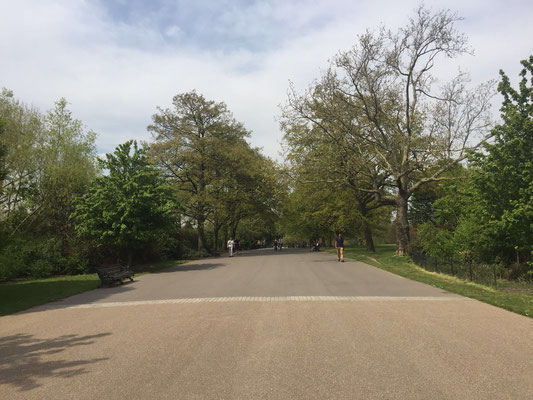 Regents Park, Running Guide, City Guide, Run My City, run to discover, run to explore, london