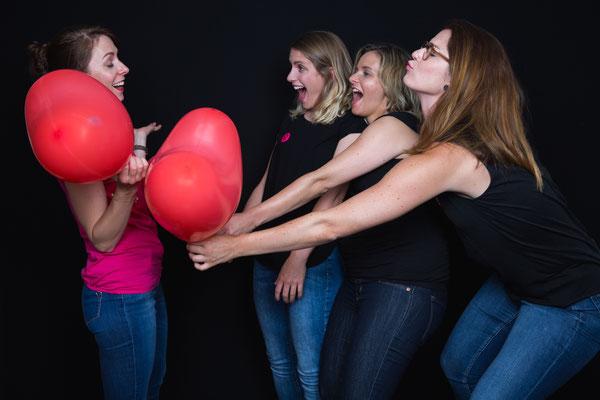 Frauen Geburtstagsparty