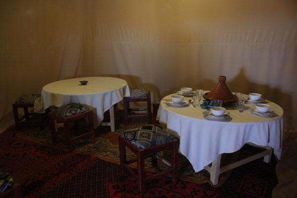 Restaurant du bivouac