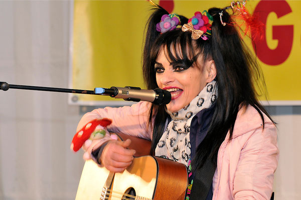 Nina Hagen - Sängerin