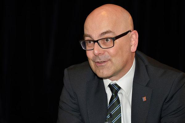 Torsten Albig - seit 2012 Ministerpräsident Schleswig-Holstein