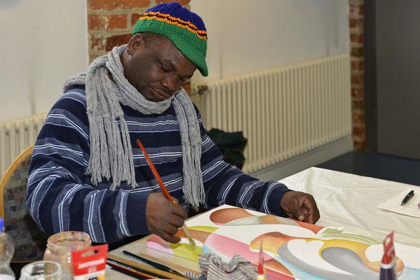 Omari Ahmad Chenga - Künstler aus Tansania