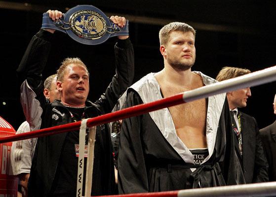 Alexander Dimitrenko - ehemals Europameister Boxen Schwergewicht