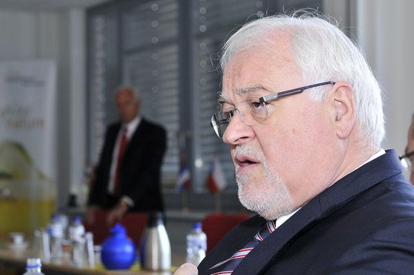 Peter Harry Carstensen - Ministerpräsident Schleswig-Holstein 2005-2012
