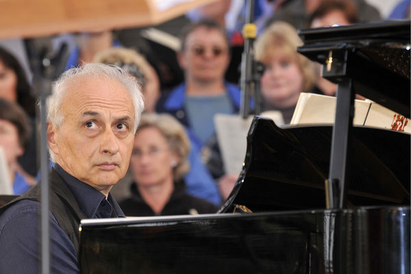 Prof. Dr. Gabriele Cervone - Pianist
