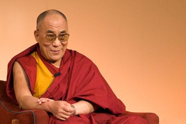 14. Dalai Lama - Tenzin Gyatso