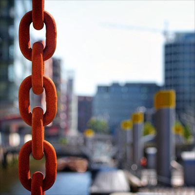 """Ornamente"" in der Hafencity _ © S. Baraucke"