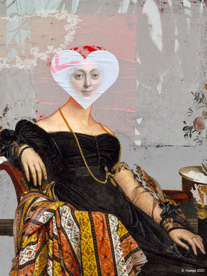 Madame Jacque and the white heart