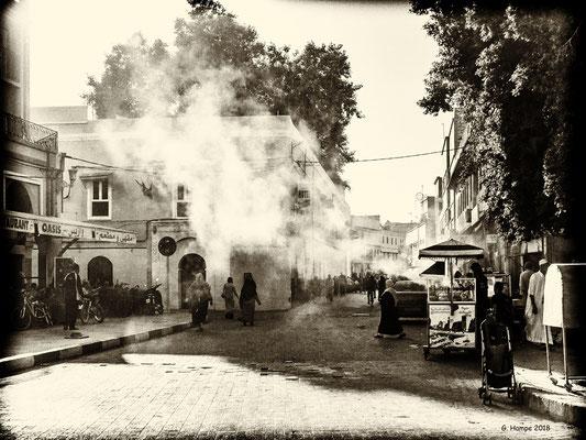 Streetlife in Morocco