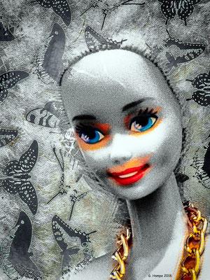 Smiling Barbie