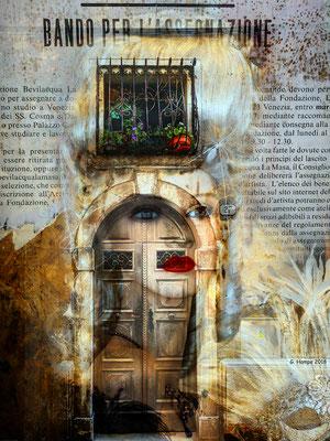 The venetian beauty with the small balcony