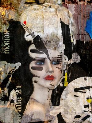 The venetian beauty goes abstract