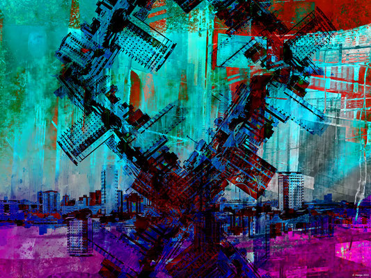 Turquoise crazy New World