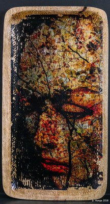 The autumn in mind 15 x 28 cm
