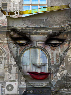 The face and the lost place