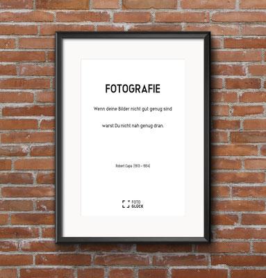 Foto Glück Foto Poster