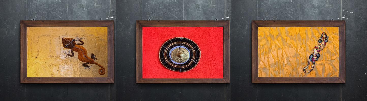 Kollektion Masai Kunst