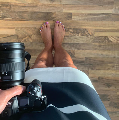Fotografin Nikon Z7 und Z6