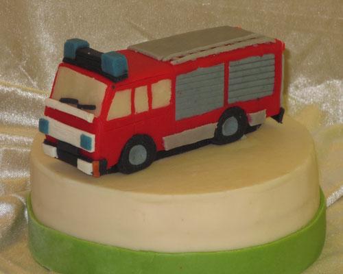 Marzipanauto, Feuerwehr