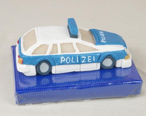 Marzipanauto, Polizei