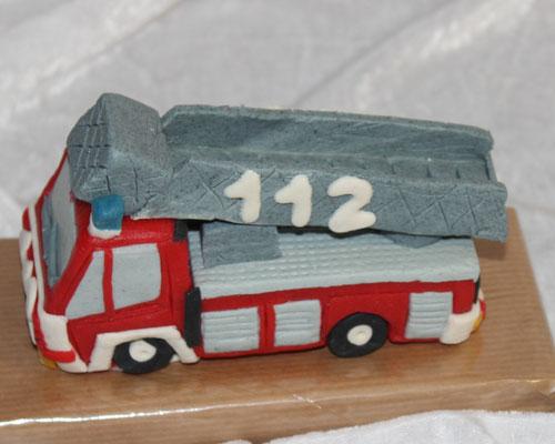 Marzipanauto, Feuerwehr,DL