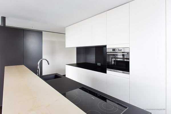 Küche / Entwurf: Gronych + Dollega