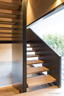Treppe / Entwurf: Gronych + Dollega