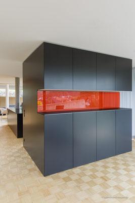 Einbaumöbel Arbeitszimmer / Entwurf: Gronych + Dollega