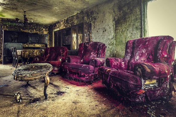 Die gemütlichen Sessel