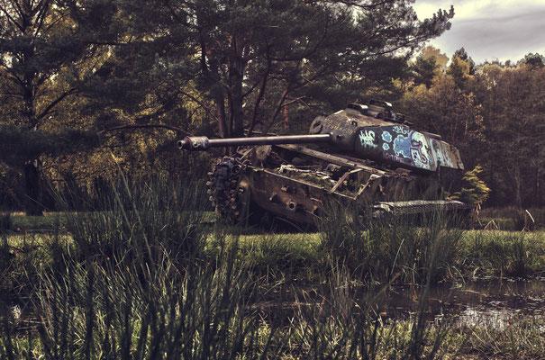Old Tank