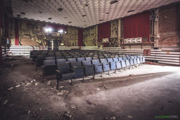 Verlassenes Kino