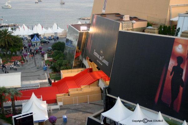 Palais et Tapis Rouge 2006 / Photo : Anik Couble