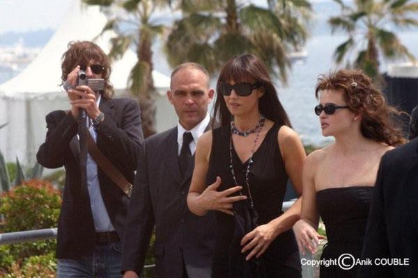 Monica Bellucci et Helena Bonham Carter 2006 / Photo : Anik Couble