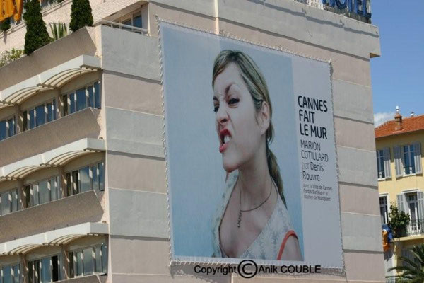 Cannes 2007 / Photo : Anik Couble